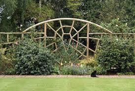 garden trellis bespoke haytonwood designs