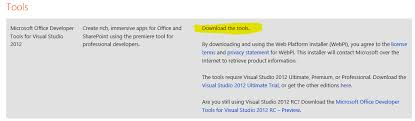 visual studio 2012 and sharepoint 2013 templates the blobfarm