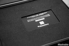 blackberry porsche design p9982 porsche design blackberry the most beautiful phone no one will buy