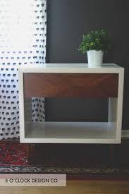 Mid Century Modern Desk Clock by Color Crush Jewel Tones U2014 5 O U0027clock Design Co