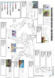 english worksheets the countries worksheets page 27