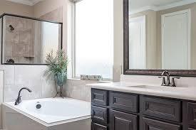 bathroom mirrors houston custom mirrors houston let us install your new bathroom mirror