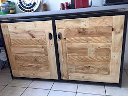 Cabinet Wood Doors Pallet Wood Cabinets Home Design Kitchen Cabinet Doors Mamak