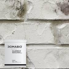 1 qt cristallo white limewash interior exterior paint 10113 the