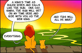 horrifying truth lion king dorkly