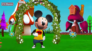 happy birthday video song mickey mouse english animated