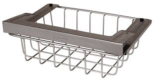Rubbermaid Bathroom Storage by Amazon Com Rubbermaid Slide Out Under Shelf Storage Basket