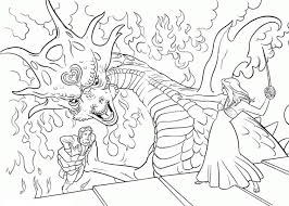 giselle fight dragons enchanted coloring pages bulk color