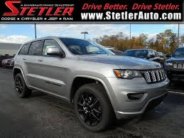 jeep grand cherokee gray jeep grand cherokee in york pa stetler dodge chrysler jeep ram