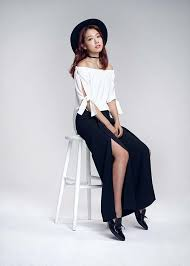 Model Bench Park Shin Hye Is The Newest Face Of Bench Preview