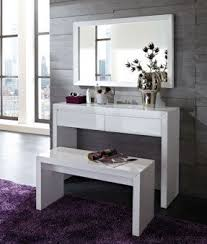 Foyer Table With Drawers White High Gloss Console Table Foter