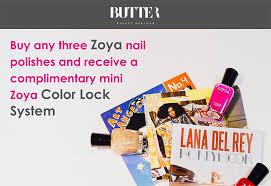 match your style with zoya nail polish u2014 butter beauty parlour
