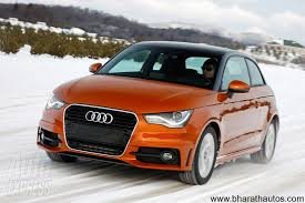 audi hatchback cars in india audi plans to introduce a1 hatchback car in india