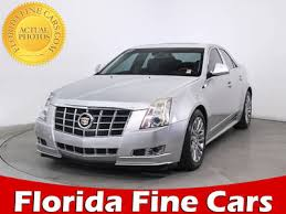 used 2012 cadillac ats used 2013 cadillac ats sedan for sale in fl 79440