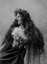 the victorian women who never cut their hair