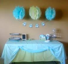 table decorations for baby shower baby shower table decorations tablecloths lime green flat