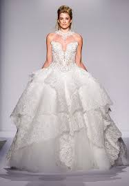 pnina tornai gown pnina tornai for kleinfeld 4459 wedding dress the knot
