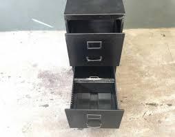 casier de bureau metal caisson deux tiroirs industriel