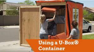 uhaul upack the portable storage review u haul u box dimensions