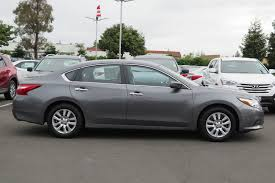 nissan altima 2016 tire size pre owned 2016 nissan altima 2 5 s sedan 4dr car in san jose