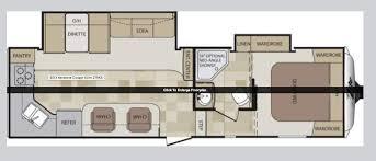 Keystone Cougar Fifth Wheel Floor Plans 2013 Keystone Cougar 27 Rks Corral Sales Rv