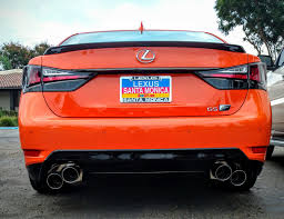 lexus service in santa monica greddy supreme sp exhaust for lexus gs f in stock at modinjapan