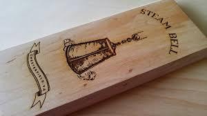 wood engraving laser engraving custom engraved wood