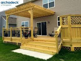 Wood Patio Deck Designs Wooden Decks Ideas 7 Photos Of The Wood Deck Design Ideas Outdoor