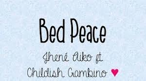 Bed Peace Mp3 7 9mb Jhene Aiko Ft Childish Gambino Bed Peace Mp3 Download
