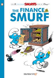 comic books smurfs official website