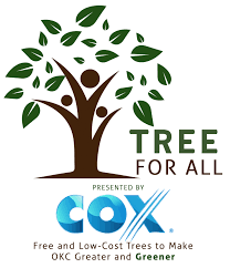 tree for all tree sale and planting workshops presented by cox