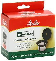 melitta e filter reusable k cups for keurig k cup brewers 5