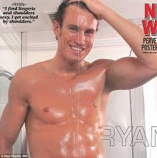 shower shot of fitzy resurfaces after 10 years daily mail