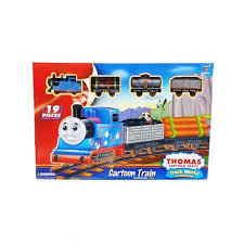 buy toy galaxy thomas train kids cartoon train