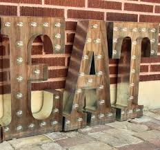 36 3 marquee light up letters eat sign lights light
