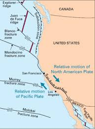 san francisco fault map back to the future on the san andreas fault