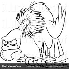 vulture clipart 440736 illustration by toonaday