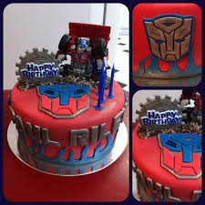 transformer themed cake cakecentral