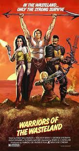warriors of the wasteland 1983 imdb