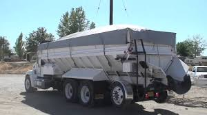 kenworth bed truck double l 900 series truck bed youtube