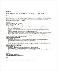 Conference Coordinator Resume Event Coordinator Resumes Events Coordinator Resume Manager Cv