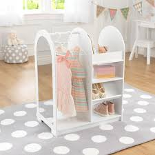 kidkraft let u0027s play dress up unit 12511 hayneedle