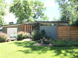 Midcentury Modern Home - denver mid century modern homes capture a new generation