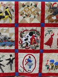 12 days of quilt 12 days panel quilts and quilt