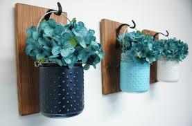 teal wall decor wall shelves