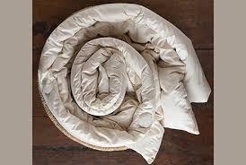 Wool Filled Comforter Organic Wool Fill Comforter By Sleeptek