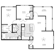 House Plans With Attached Apartment The Blue Ridge Apartments