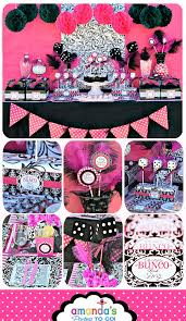 Birthday Party Decoration Ideas For Adults Bunco Birthday Party Printable Bunco Party Decorations