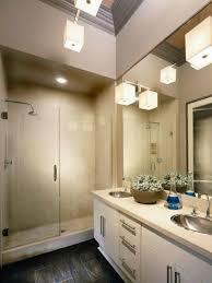 interior spotlights home bathrooms design modern bathroom lighting flat wall sconces