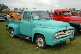 ford 1954 truck 1954 ford f 100 1 2 ton values hagerty valuation tool